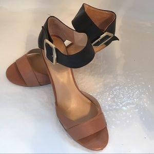 Nine West wedge sandals 9.5 M